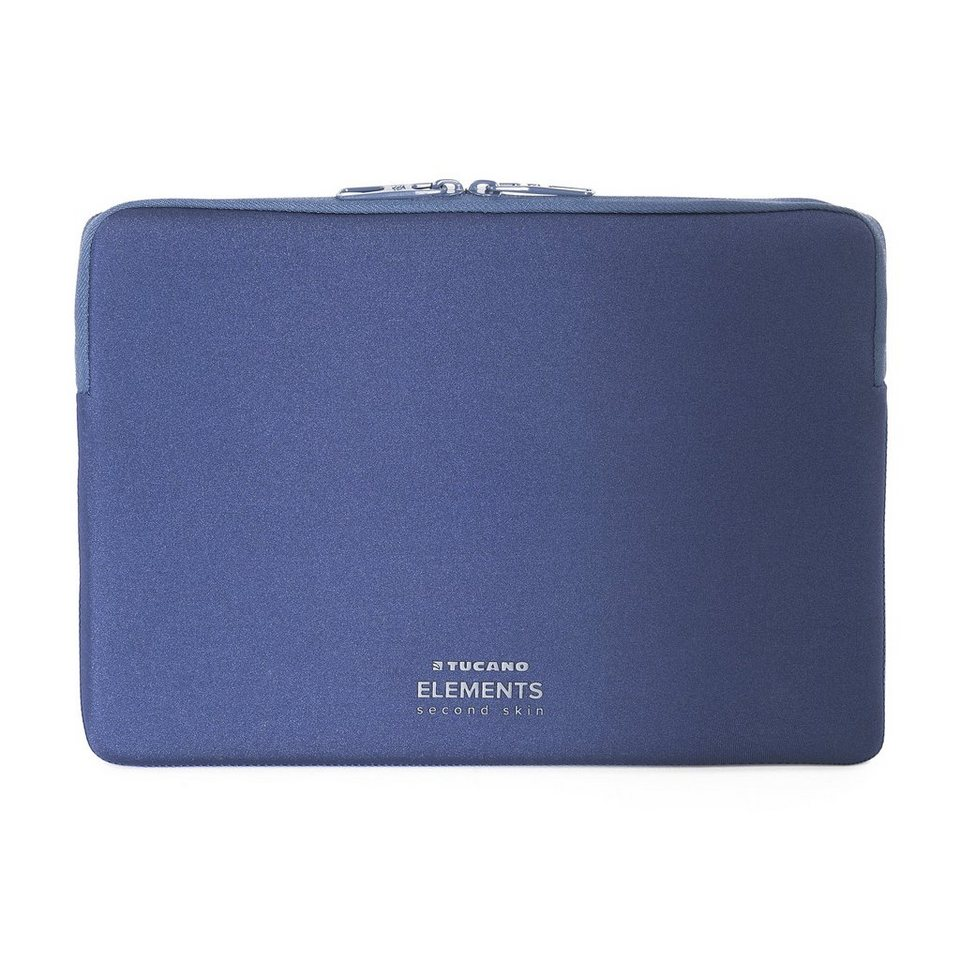 Tucano Neoprenhuelle fuer MacBook Pro 12 Zoll »Second Skin New Elements« in Blau
