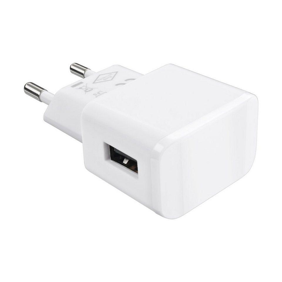 Artwizz USB-Steckdosen-Ladegerät für Smartphones und Tablets »PowerPlug 3« in weiss