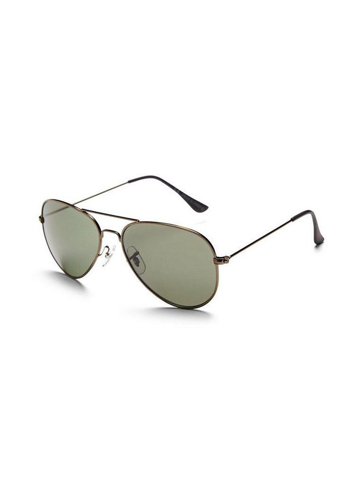 Jack & Jones Trendige Sonnenbrille in Black 3