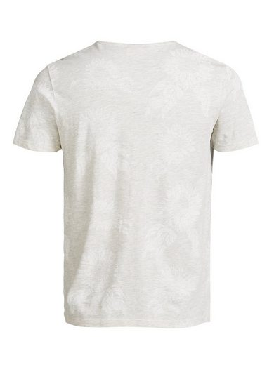Jack & Jones Tropical-Print- T-Shirt