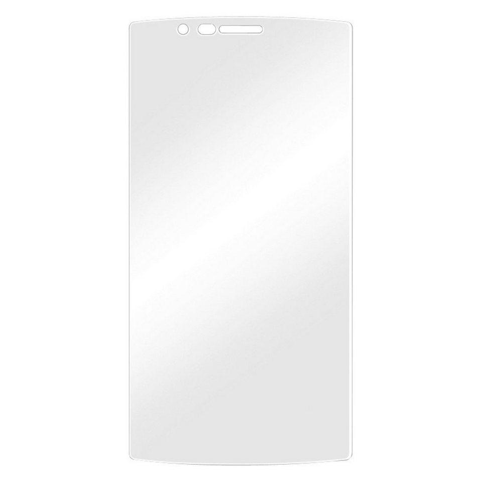 Hama Display-Schutzfolie Crystal Clear für LG K4, 2 Stück in Transparent