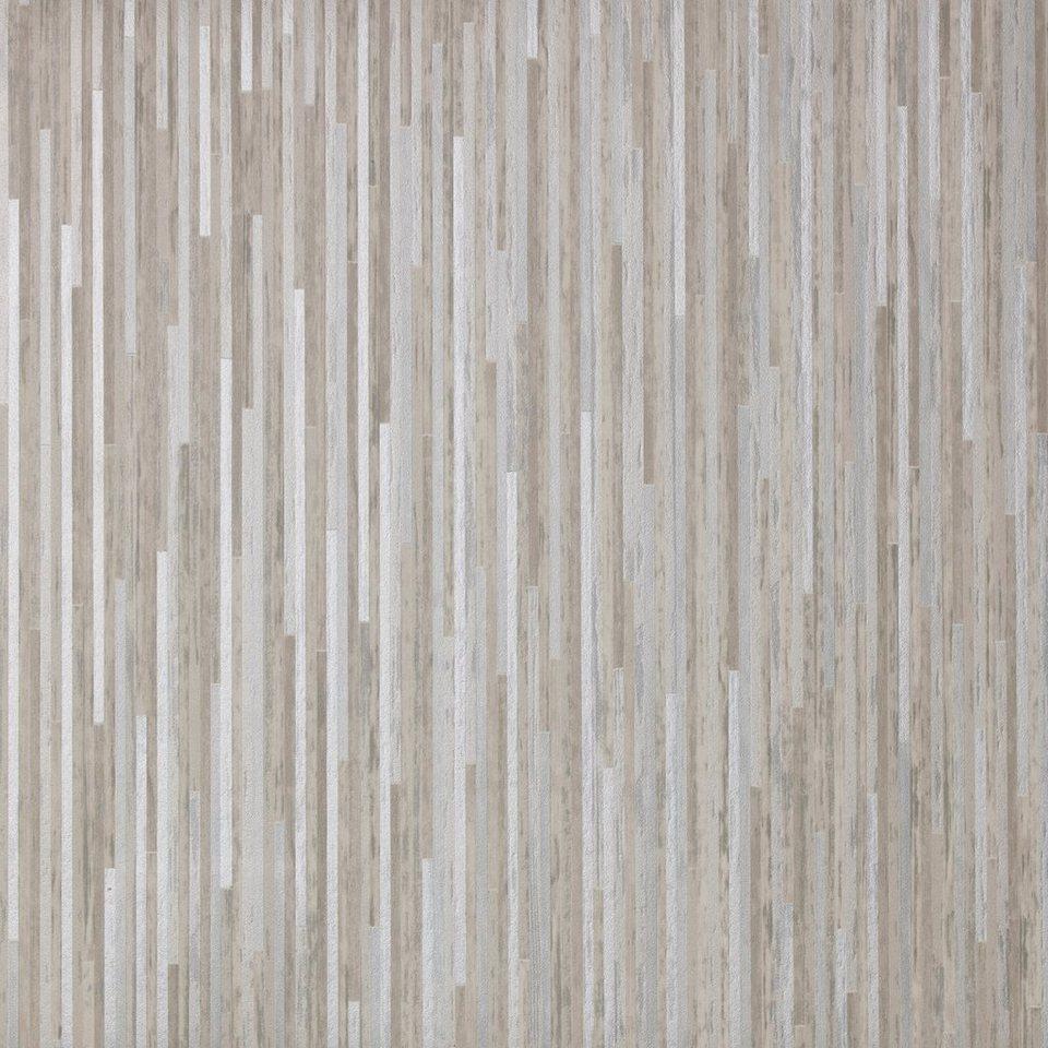 PVC-Boden »York«, weiß in weiß