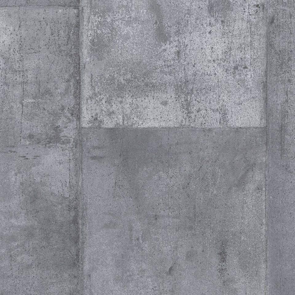PVC-Boden »York«, grau in grau