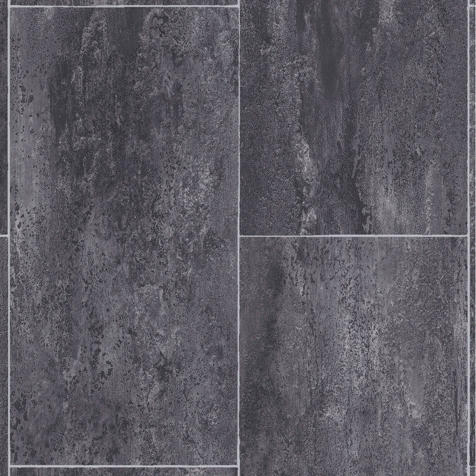 PVC-Boden »Coruna«, schwarz in schwarz