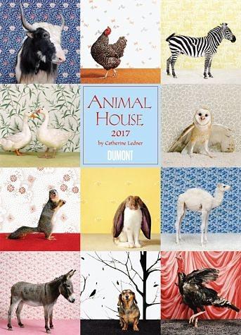 Kalender »Animal House 2017«
