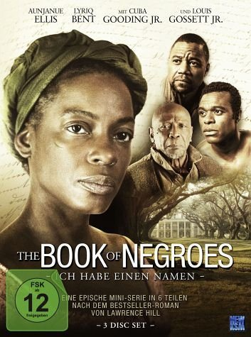 DVD »The Book of Negroes - Ich habe einen Namen (3...«