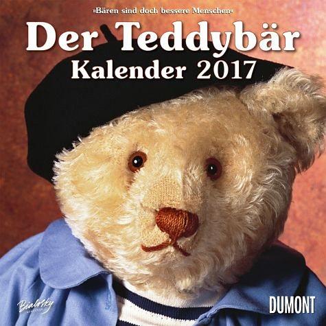 Kalender »Der Teddybär 2017«