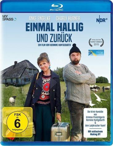 Blu-ray »Einmal Hallig und zurück«
