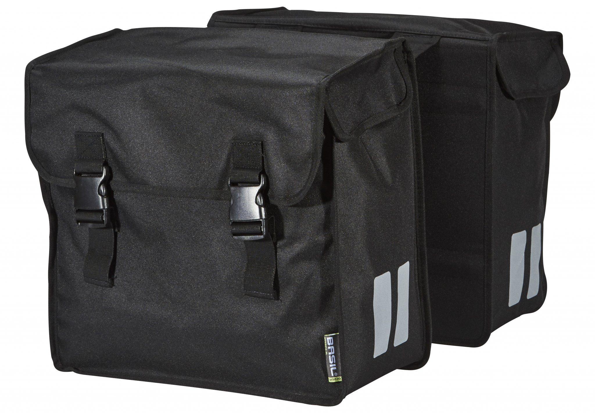 Basil Gepäckträgertasche »Basil Mara Doppeltasche 3XL«