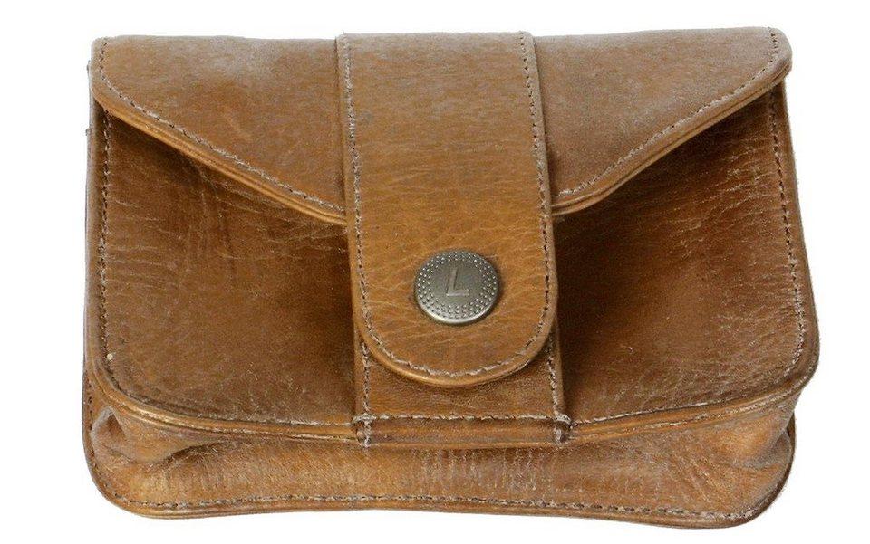 Leathersafe Wertsachenaufbewahrung »Belt Case« in weiß