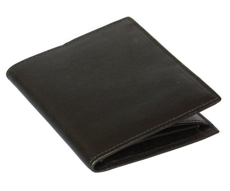 Leathersafe Wertsachenaufbewahrung »Purse schwarz« in weiß