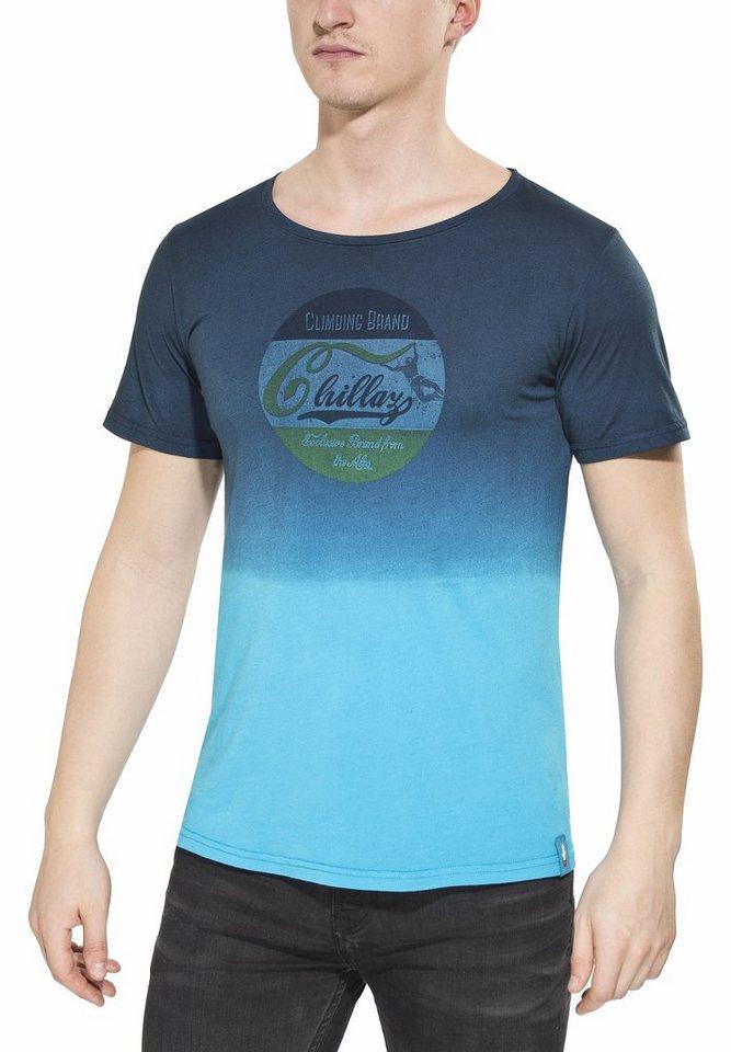 Chillaz T-Shirt »Cult Retro T-Shirt Men« in blau