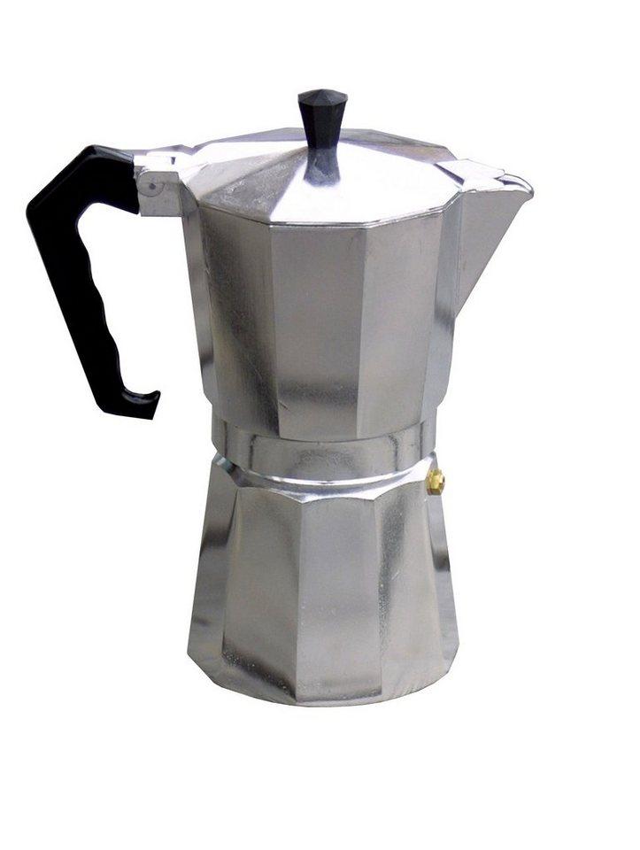 Relags Camping-Geschirr »Espresso Maker Bellanapoli 9 Tassen« in grau