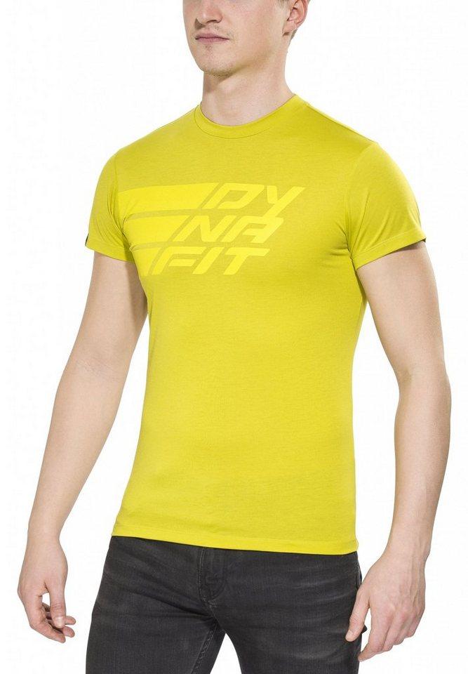 Dynafit T-Shirt »Compound Men S/S Tee« in grün