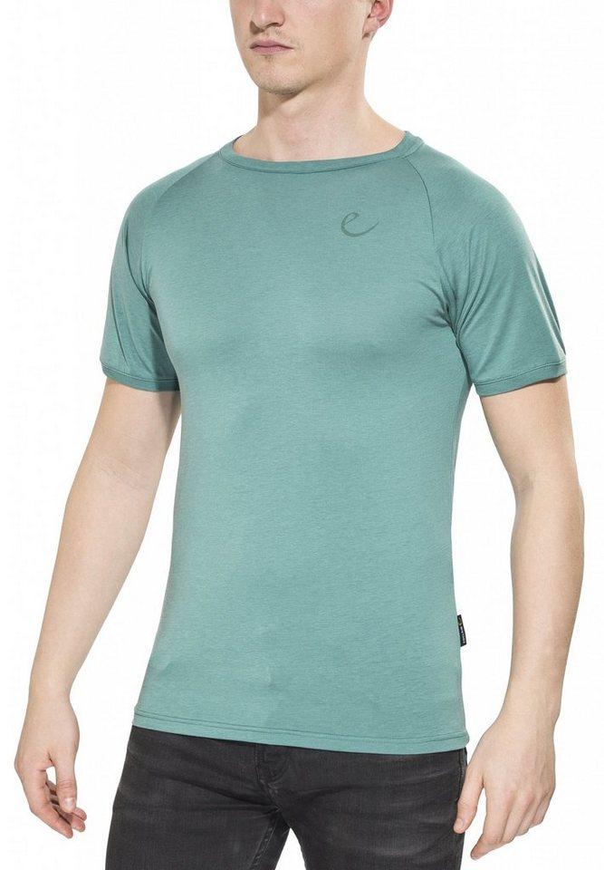 Edelrid T-Shirt »Kamikaze T-Shirt Men« in petrol
