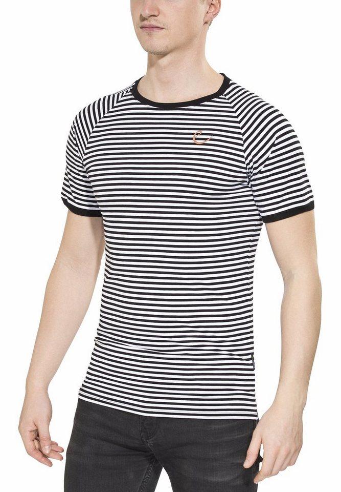 Edelrid T-Shirt »Kamikaze T-Shirt Men« in schwarz