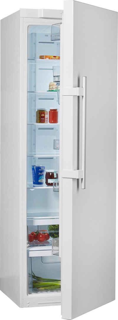 Hanseatic Kühlschrank HKS18560EW, 185,5 cm hoch, 59,5 cm breit, 185,5 cm hoch