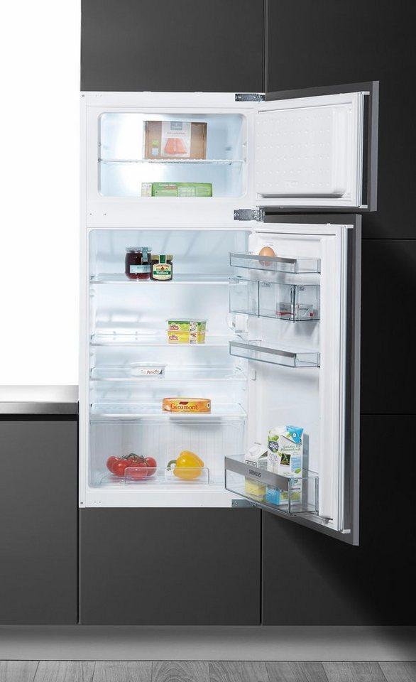Siemens Einbau-Kühl-Gefrierautomat KI24DA30, Energieklasse A++, superFreezing