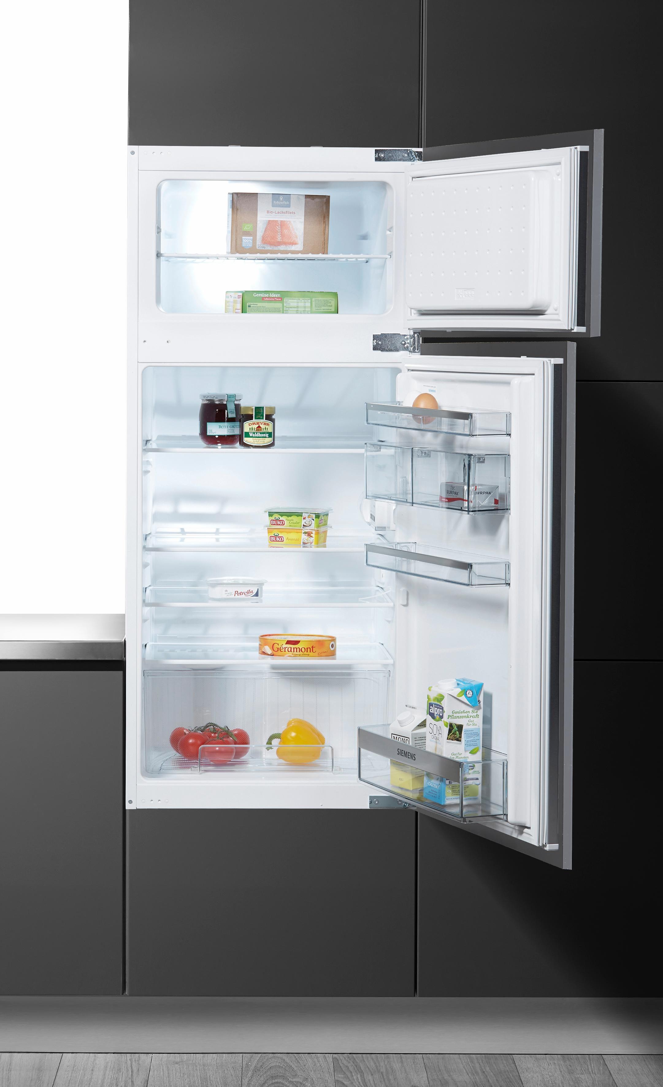 SIEMENS Einbaukühlschrank KI24DA30, 122,1 cm hoch, 54,5 cm breit, Energieeffizienzklasse: A++, superFreezing