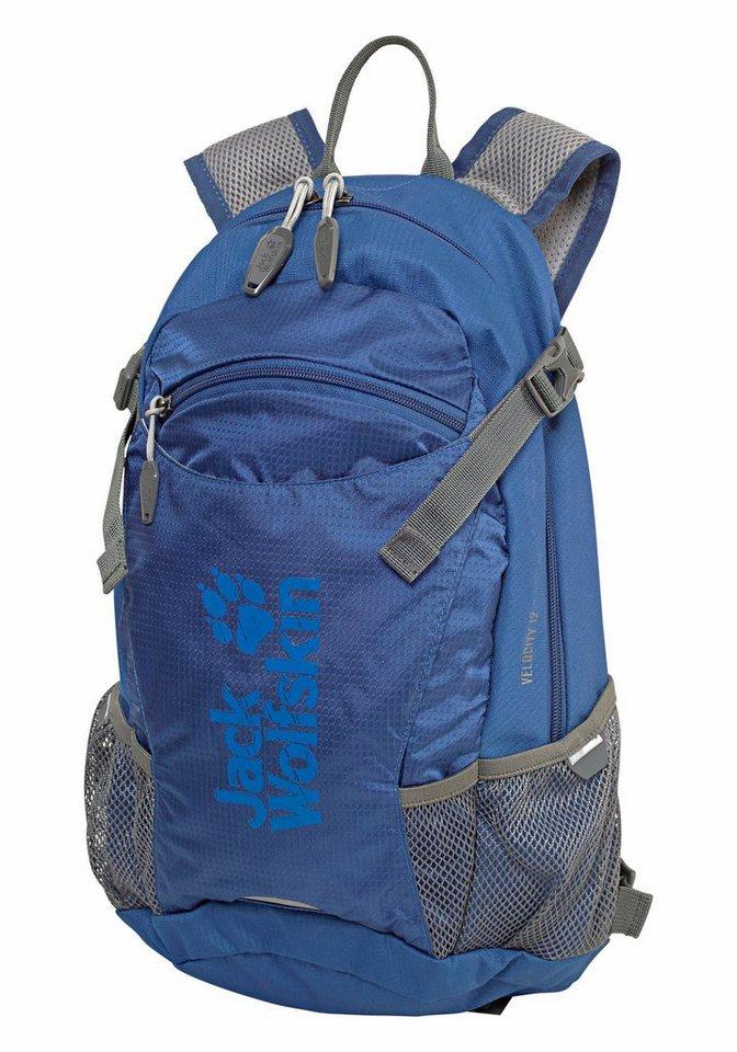 Jack Wolfskin VELOCITY 12 Rucksack in blau