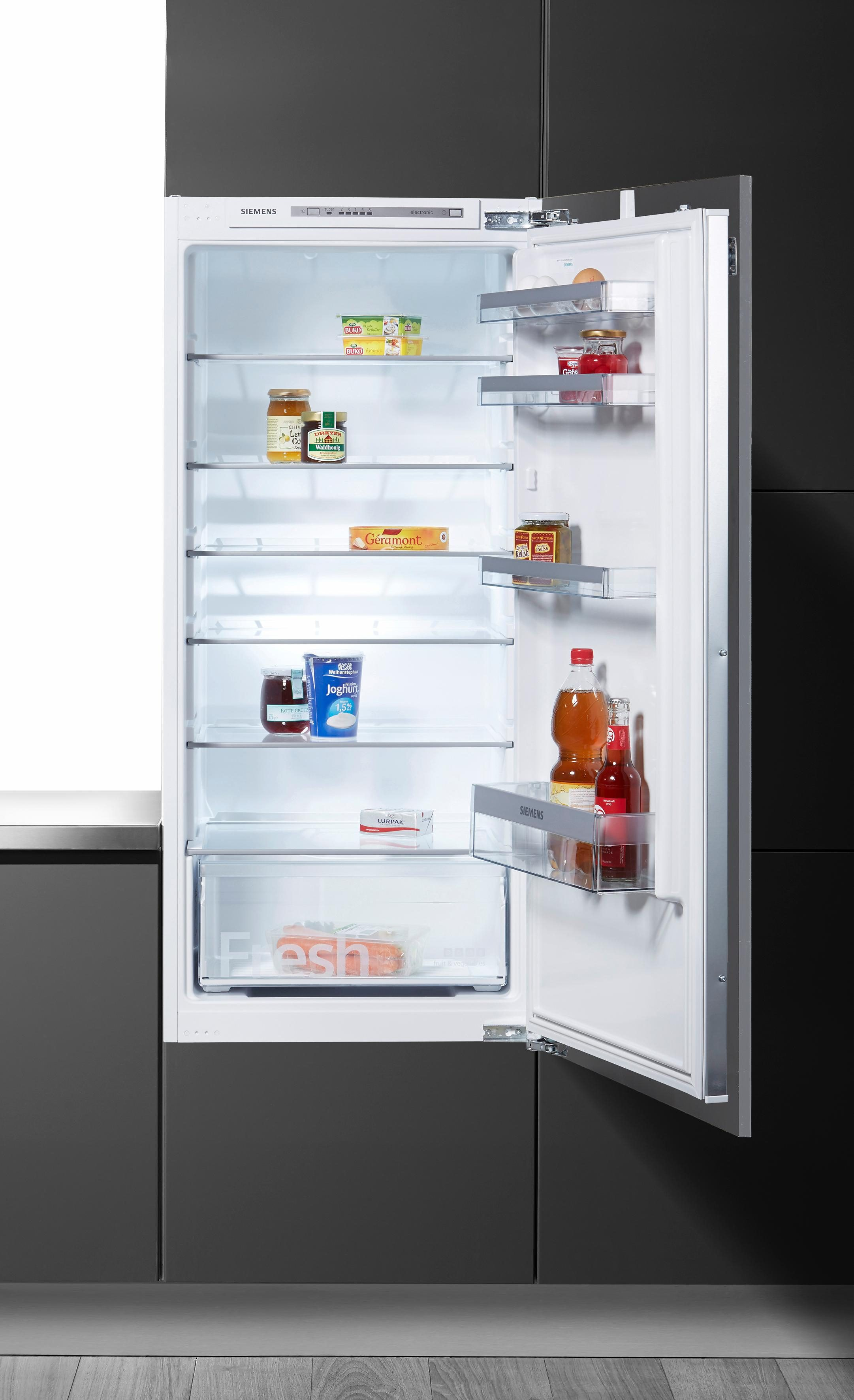 Siemens Einbau-Kühlautomat KI41RVF30, A++, 122,1 cm, vollintegrierbar