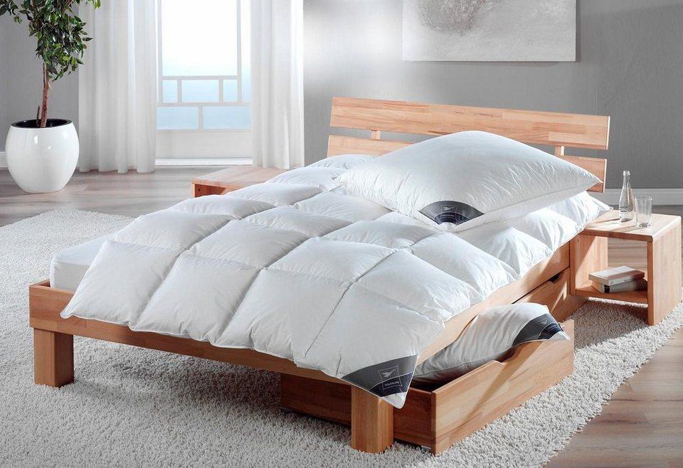daunenbettdecke h ussling daune spezial extrawarm 60 daunen 40 federn online kaufen otto. Black Bedroom Furniture Sets. Home Design Ideas