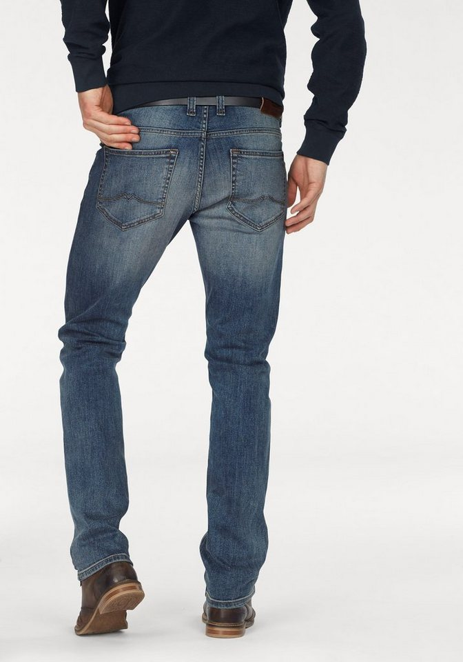 Mustang Comfort-fit-Jeans »Chicago« in superstone