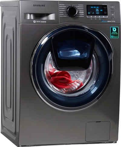 Samsung Waschmaschine WW6500 AddWash WW80K6404QX/EG, 8 Kg, 1400 U/Min