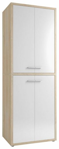 Maja Möbel Highboard »Set+ 1685«, mit optimaler Regaltiefe für Ordner