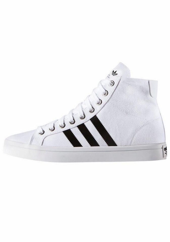 adidas Originals Sneaker in weiß-schwarz
