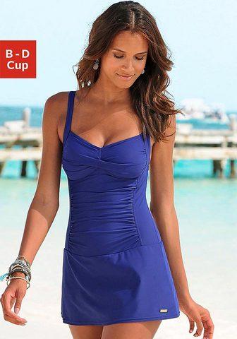 Купальное платье
