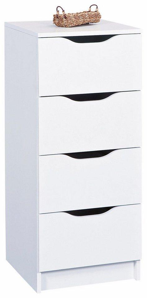 Kommode, »Westphalen« Breite 40 cm in weiß