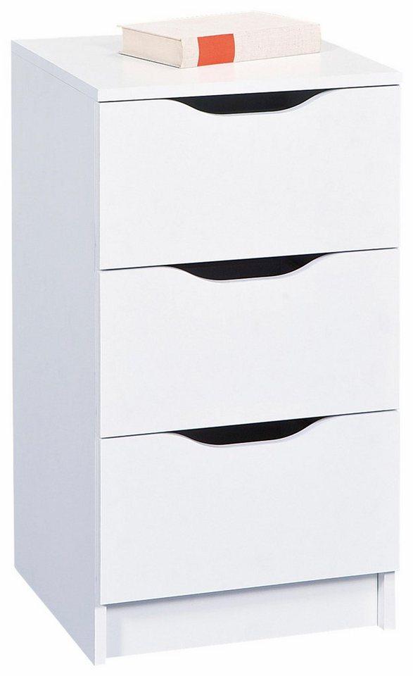 home affaire kommode westphalen breite 40 cm 2 jahre. Black Bedroom Furniture Sets. Home Design Ideas