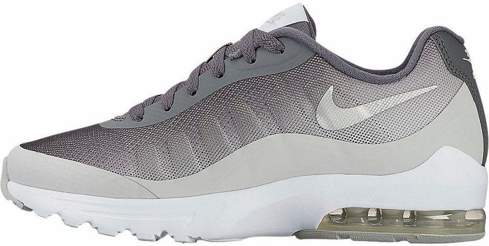 Nike »Air Max Invigor Print Wmns« Sneaker in grau-silberfarben