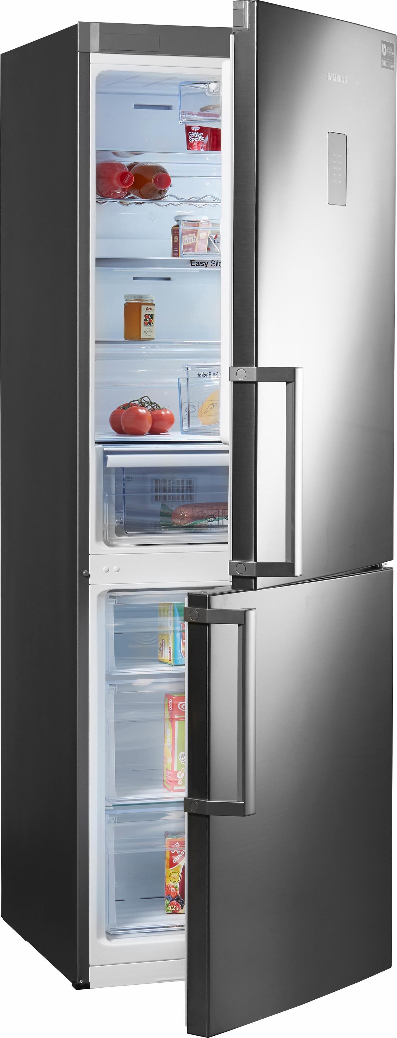 Samsung Kühl-Gefrierkombination RL29FEJNBSS/EG, Energieklasse A+++, 178 cm hoch