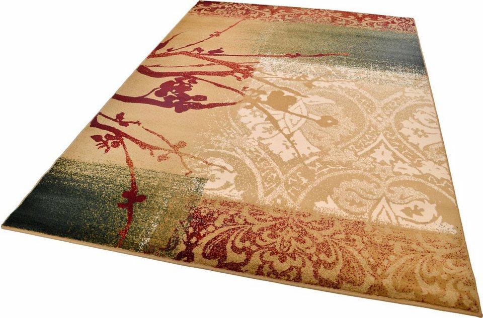 Orient-Teppich, Theko, »Bristol 811«, gewebt in multicolor