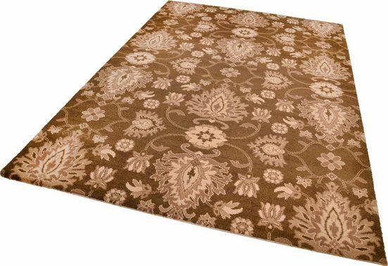 Teppich »Timeless 1«, THEKO, rechteckig, Höhe 12 mm