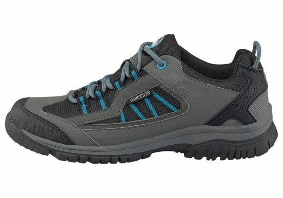 Polarino Wmns River Low Outdoorschuh