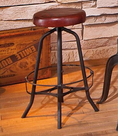 Barhocker »Cardiff«, Sitzhöhe 78-95 cm