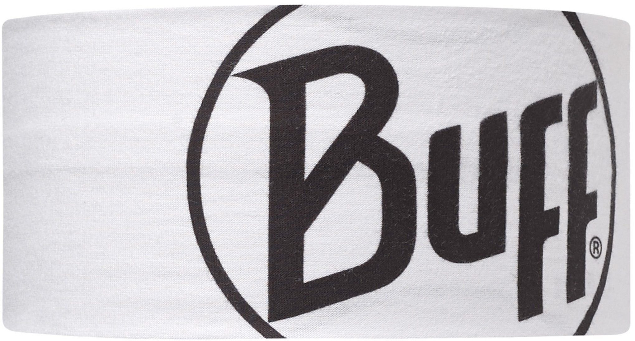 BUFF® Stirnband, »UV Headband Logo White«