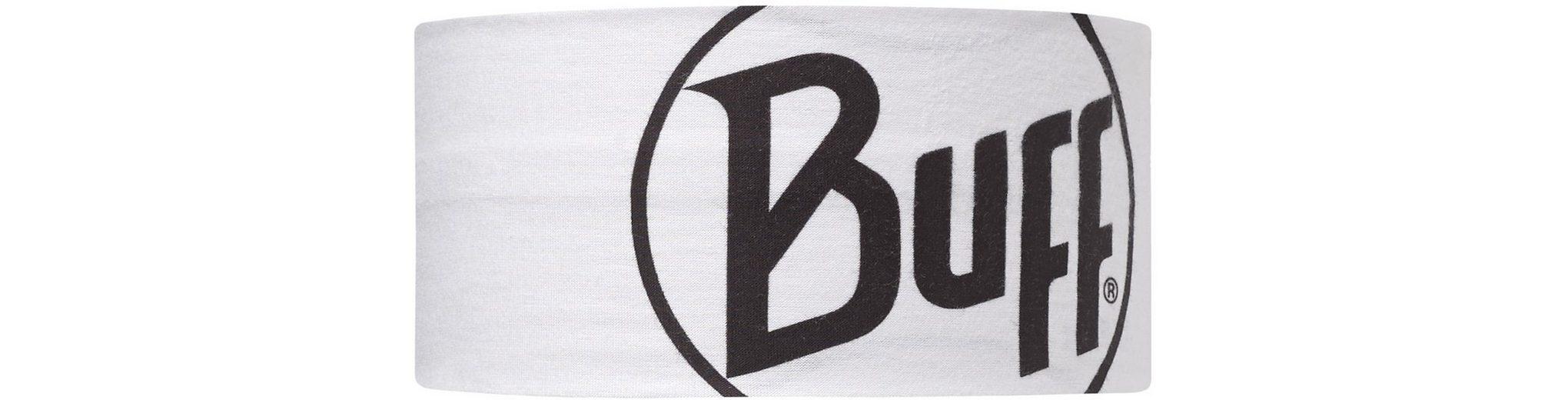 BUFF® Stirnband, »UV Headband Logo White«