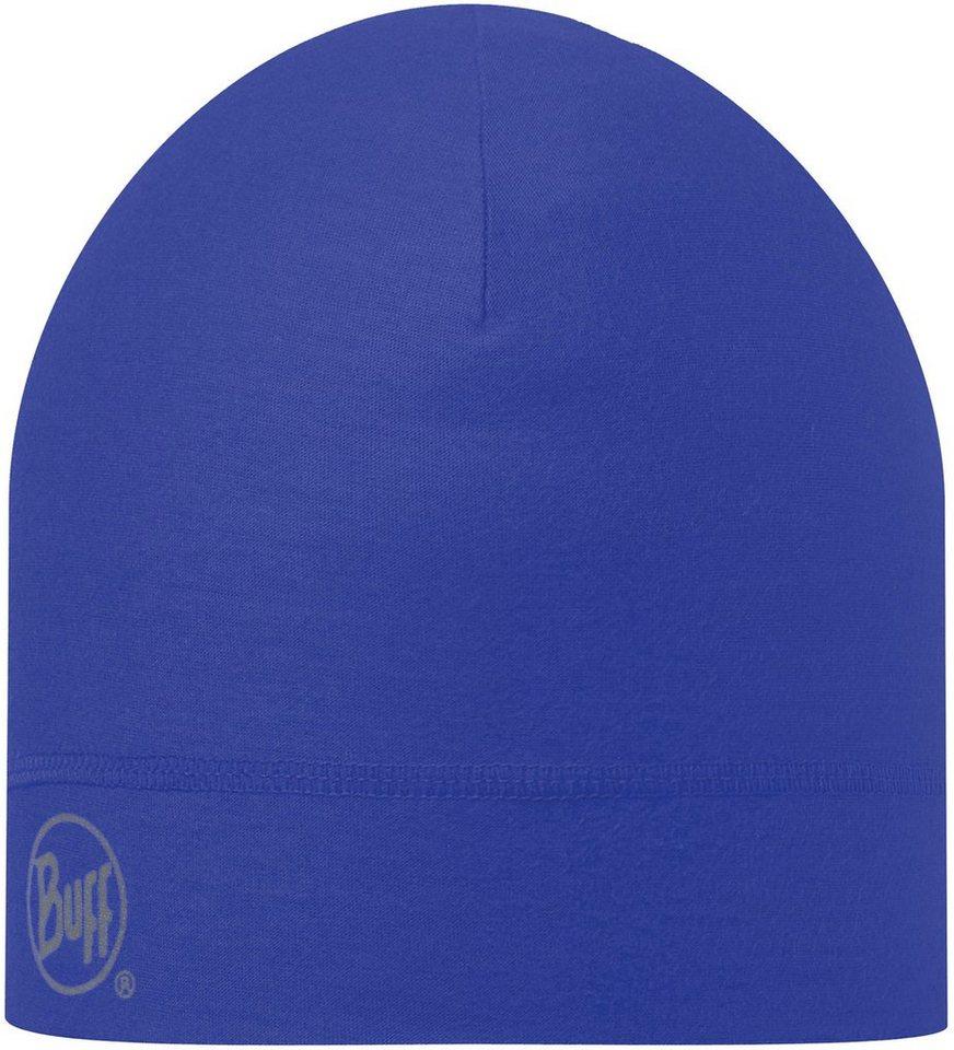 BUFF® Mütze, »Coolmax 1 Layer Hat Buff Solid Blue« in Solid Blue