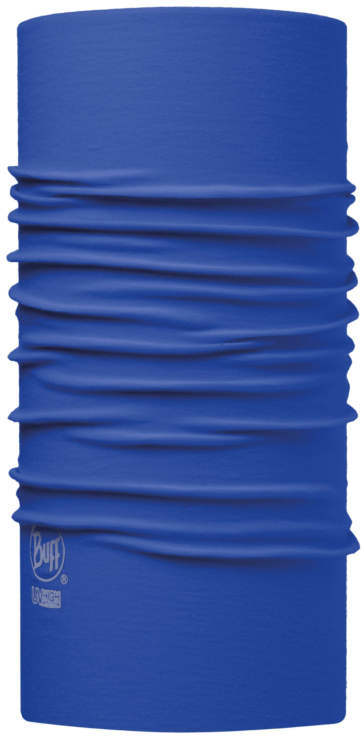 BUFF® Halstuch, »High UV Protection Buff Solid Blue Ink«