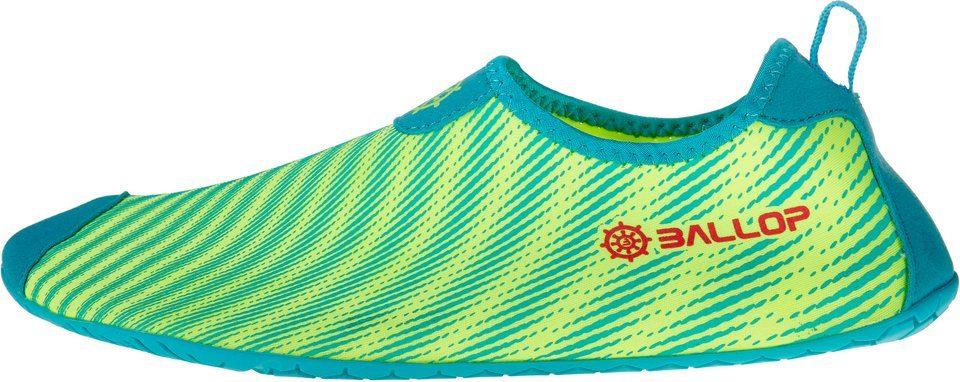 Ballop Barfußschuhe, Skin Fit Ray green