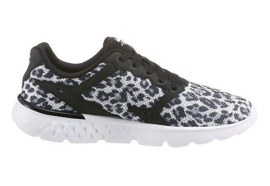 Skechers Performance Go Run 400 Sneaker, Mit Animal-print