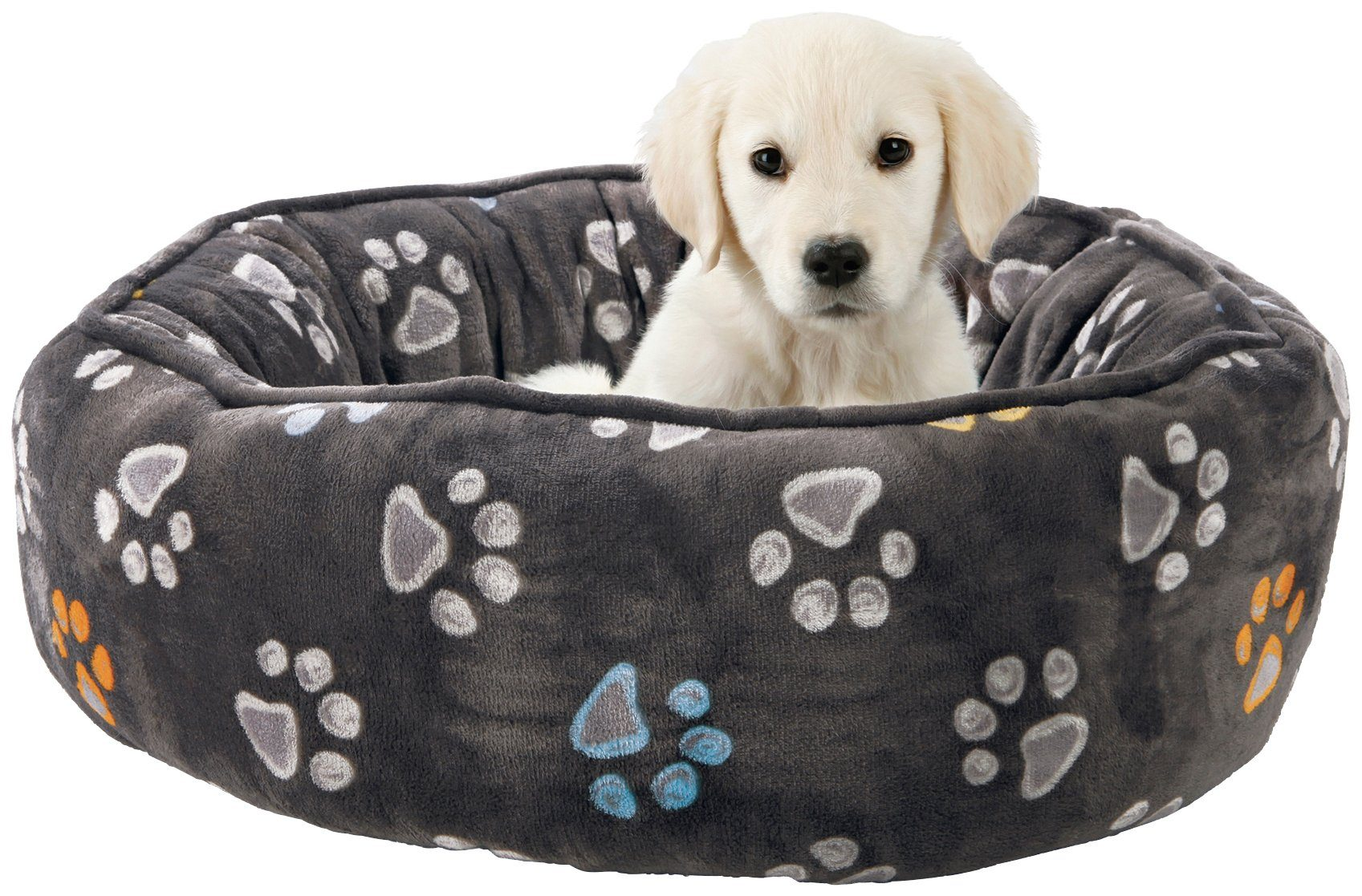 Hunde-Bett »Jimmy«, Ø: 50 cm, taupe