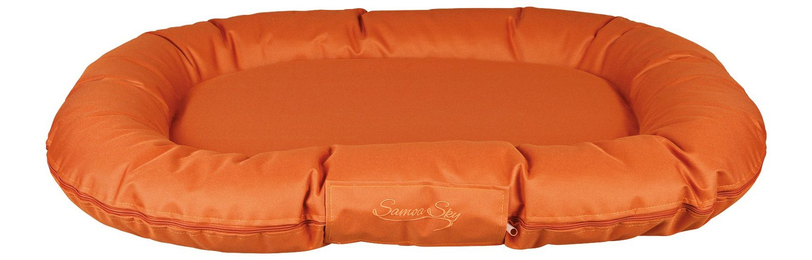 Hundekissen »Samoa Sky«, BxL: 80x60 cm, orange
