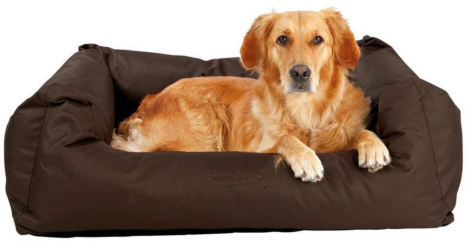 trixie hundebett samoa sky bxl 80x65 cm braun otto. Black Bedroom Furniture Sets. Home Design Ideas
