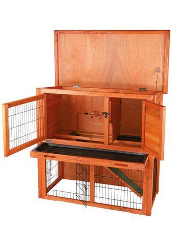 TRIXIE Клетка для мелких животных BxTxH: 104x...