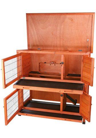TRIXIE Клетка для мелких животных BxTxH: 116x...